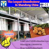 High efficiency palm oil refinery line