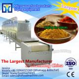 Stainless steel PLC control full automatic soybean microwave sterilization equipment